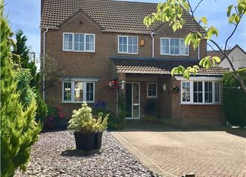Thumbnail 4 bed detached house for sale in Robin Close, Northway, Tewkesbury, Gloucestershire