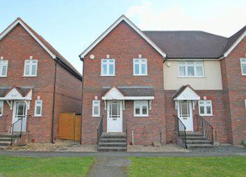 Thumbnail 3 bed semi-detached house for sale in Nettlestead Oast, Maidstone Road, Paddock Wood, Tonbridge