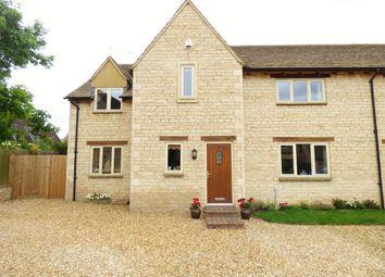 Thumbnail 4 bed semi-detached house for sale in Werrington, Peterborough, Cambridgeshire