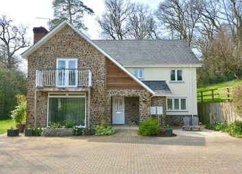 Thumbnail 5 bed detached house for sale in Kingfisher Drive, Okehampton