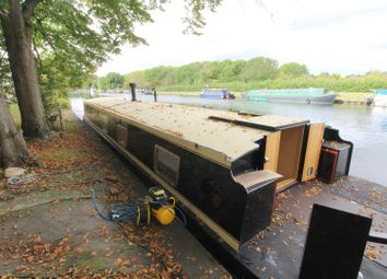 Thumbnail 1 bed houseboat for sale in Bridge Road, Frampton On Severn, Gloucester