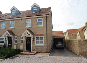 Thumbnail 3 bed semi-detached house for sale in Amberley Gardens, Yate, South Gloucestershire