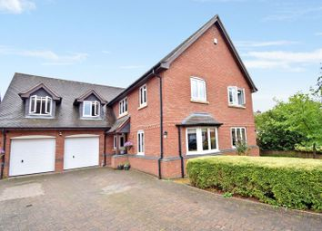 Thumbnail 5 bed detached house for sale in Addisons Way, Lilleshall, Newport