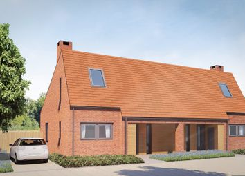 "Thumbnail 3 bed bungalow for sale in ""Tansy 3"" at Meadlands, York"