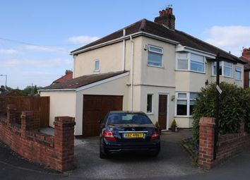Thumbnail 3 bed semi-detached house for sale in Ladybridge Road, Cheadle Hulme