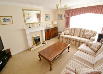Thumbnail 3 bed detached bungalow for sale in Rodmill Drive, Rodmill, Eastbourne