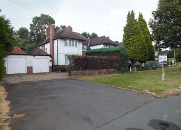 Thumbnail 6 bed detached house to rent in London Road, Leicester