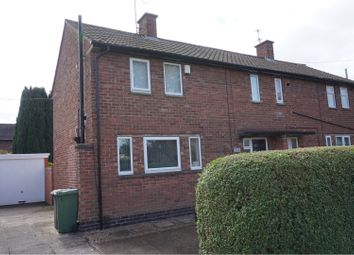 Thumbnail 2 bed semi-detached house for sale in Thoresby Road, York