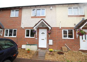 Thumbnail 2 bed terraced house for sale in Scotby Close, Off Durranhill Road, Carlisle, Cumbria