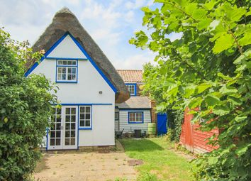 Thumbnail 4 bedroom detached house for sale in Station Road, Impington, Cambridge