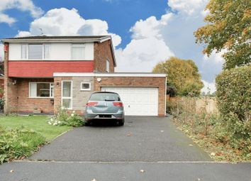 Thumbnail 4 bed detached house for sale in The Dales, Cottingham