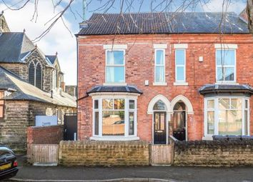 5 bed semi-detached house for sale in North Road, West Bridgford, Nottingham, Nottinghamshire NG2