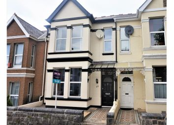 Thumbnail 3 bed terraced house to rent in Bickham Park Road, Plymouth