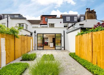 Thumbnail 3 bed terraced house for sale in Lillian Road, London