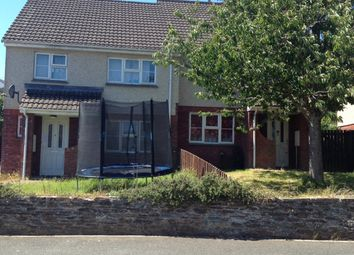 Thumbnail 2 bed terraced house to rent in Dunveth Road, Wadebridge