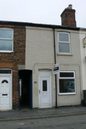 Thumbnail 2 bed terraced house to rent in Castle Street, Lincoln, Lincolnshire.