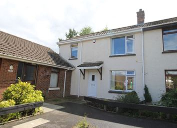 Thumbnail 2 bed terraced house to rent in Crombeg Court, Hillsborough