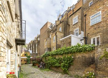 Thumbnail 1 bedroom mews house to rent in Moreton Terrace Mews North, Pimlico, London
