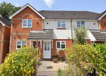 Thumbnail 1 bed terraced house to rent in Davy Close, Wokingham