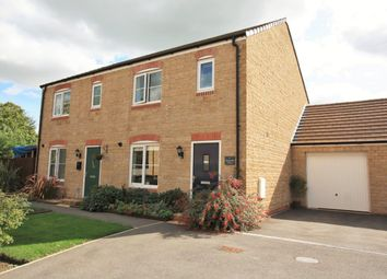 Thumbnail 3 bedroom semi-detached house for sale in Fitzgerold Avenue, Highworth