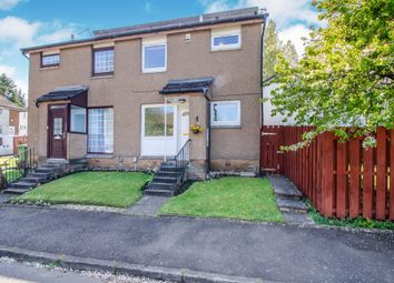 Thumbnail 1 bedroom link-detached house for sale in Langlea Avenue, Cambuslang, Glasgow