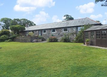 Thumbnail 4 bed barn conversion for sale in Callington