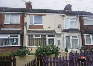 2 bed terraced house for sale in Chestnut Avenue, Hull HU8