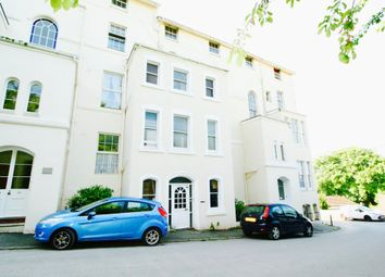 Thumbnail 1 bed flat to rent in Flat 7, 15 Barnpark Terrace, Teignmouth, Devon