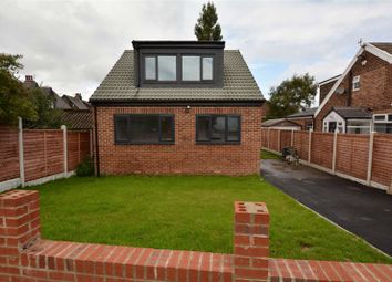 Thumbnail 4 bed detached bungalow for sale in Tyersal Crescent, Bradford, West Yorkshire