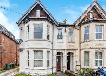 Thumbnail 1 bed flat to rent in Landguard Road, Shirley, Southampton.