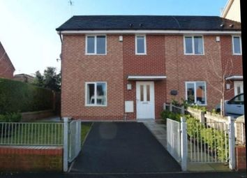 Thumbnail 3 bed semi-detached house to rent in Morton Road, Blacon, Chester