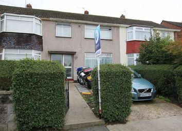 Thumbnail 3 bedroom terraced house for sale in Old Quarry Road, Shirehampton, Bristol
