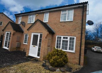 Thumbnail 3 bed semi-detached house to rent in Alderwood, Chineham, Basingstoke