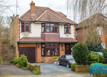 Thumbnail 5 bed detached house for sale in Oakwood Park Road, Southgate, London