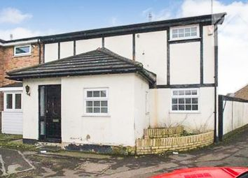 Thumbnail 3 bed semi-detached house for sale in Central Avenue, Canvey Island
