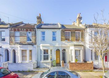 Thumbnail 5 bed terraced house to rent in Kinnoul Road, London