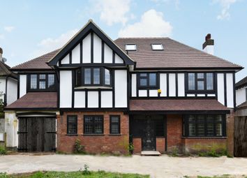 Thumbnail 6 bed detached house for sale in North Road, London