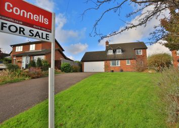 Thumbnail 4 bed detached house for sale in Stephenson Avenue, Gonerby Hill Foot, Grantham