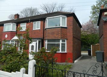 Thumbnail 3 bedroom semi-detached house to rent in Elsdon Drive, Gorton, Manchester