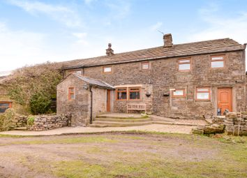 Thumbnail 3 bed detached house for sale in Foulridge, Colne
