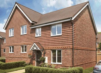Thumbnail 3 bedroom semi-detached house for sale in Oak Park, Longmoor Road, Liphook, Hampshire