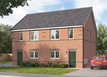 "Thumbnail 3 bed end terrace house for sale in ""The Fenbridge"" at Alfreton Road, South Normanton, Alfreton"