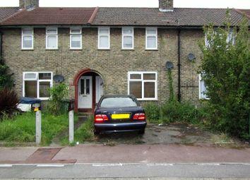 Thumbnail 2 bedroom terraced house for sale in Tilney Road, Dagenham, Essex.