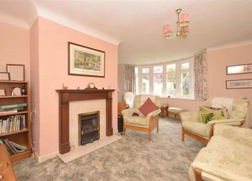Thumbnail 3 bed detached bungalow for sale in Deeside Avenue, Fishbourne, West Sussex