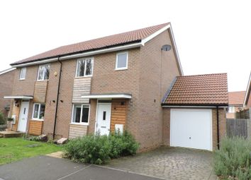 Thumbnail 3 bed semi-detached house to rent in The Street, Old Basing, Basingstoke