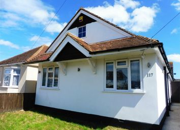 Thumbnail 3 bed detached bungalow to rent in Sea Street, Herne Bay, Kent