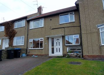 Thumbnail 3 bed semi-detached house for sale in Scafell Gardens, Crook, County Durham