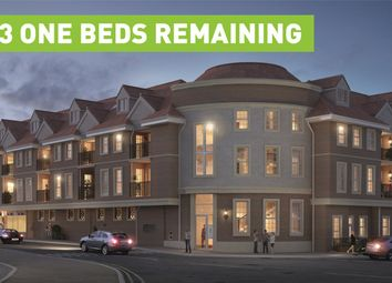 Thumbnail 1 bed flat for sale in Saxons Court, Peach Street, Wokingham, Berkshire