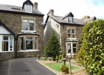 Thumbnail 4 bed end terrace house for sale in Crowestones, Buxton, Derbyshire