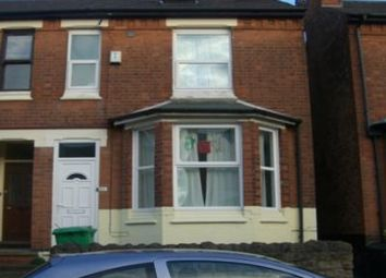Thumbnail 6 bed terraced house to rent in Cottesmore Road, Nottingham